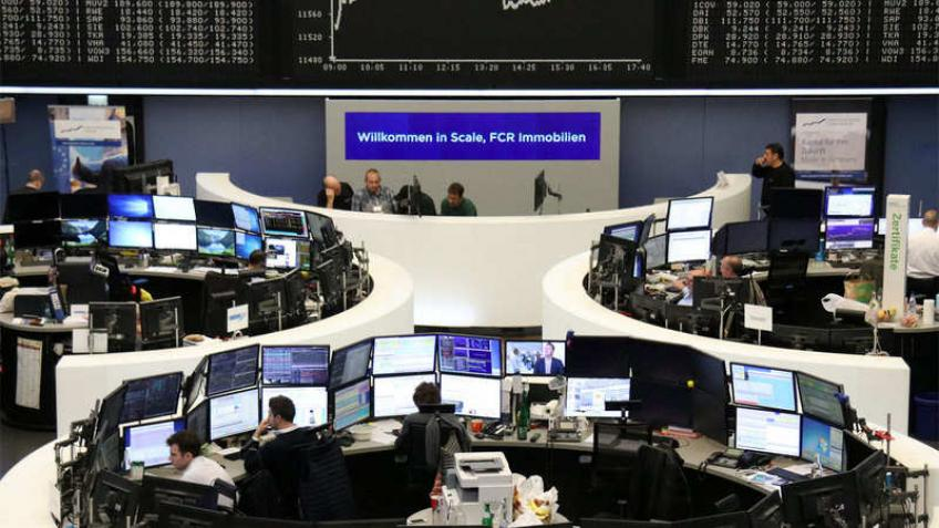 Europe wraps week on dour tone as trade tension lingers