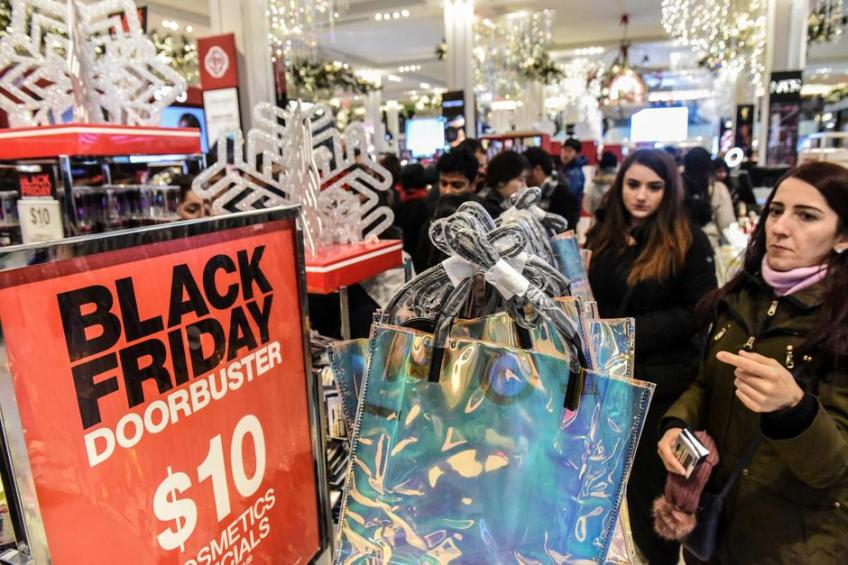 Black Friday Crush crashes this year as retailers offered earlier discounts