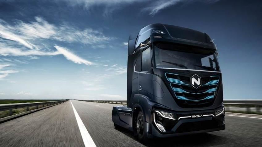 CNH Industrial's Iveco unleashes first electric truck in JV with Nikola