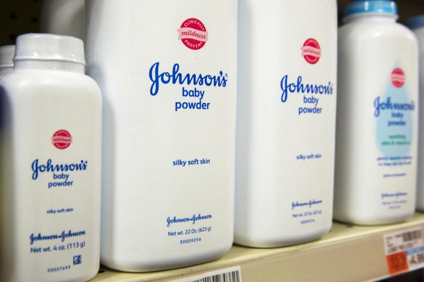 J&J says new tests show no asbestos in Johnson's Baby Powder