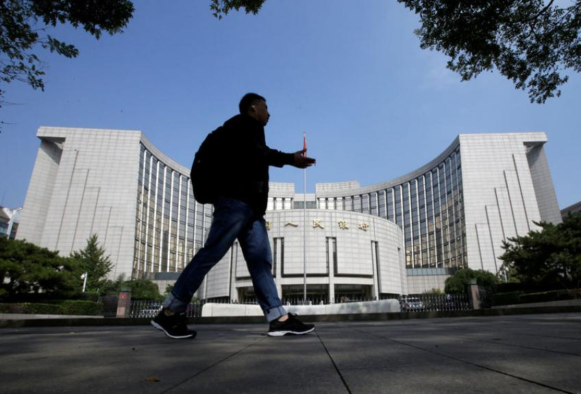 China's November foreign reserve eases to $3.096 trillion, focus stays on trade talk