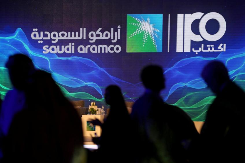 Saudi Aramco IPO raises $29.4 billion after 15% option exercise