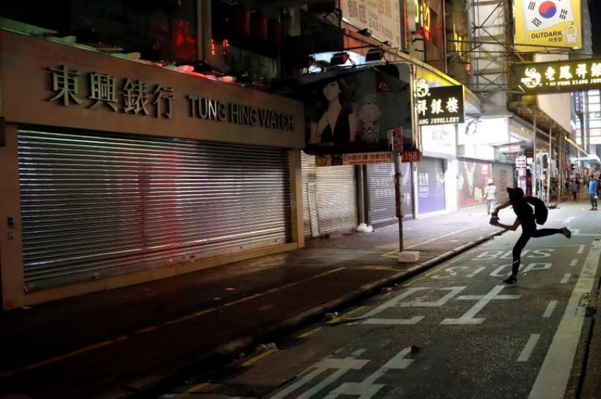 Hong Kong in dire-strait, braces for a wave of store closure amid protests