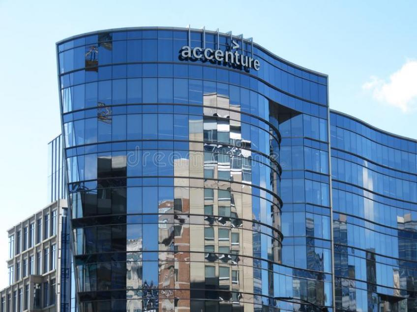 Accenture quarterly earnings' beats estimate as digital & cloud services ramp up
