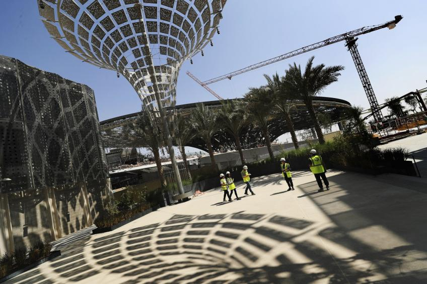 Dubai budget rolls out record spending to boost growth ahead of Expo 2020