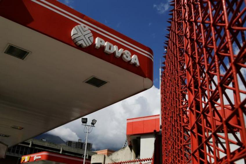 US sanction-hit Venezuela's PDVSA offering oilfield operations to foreign firms