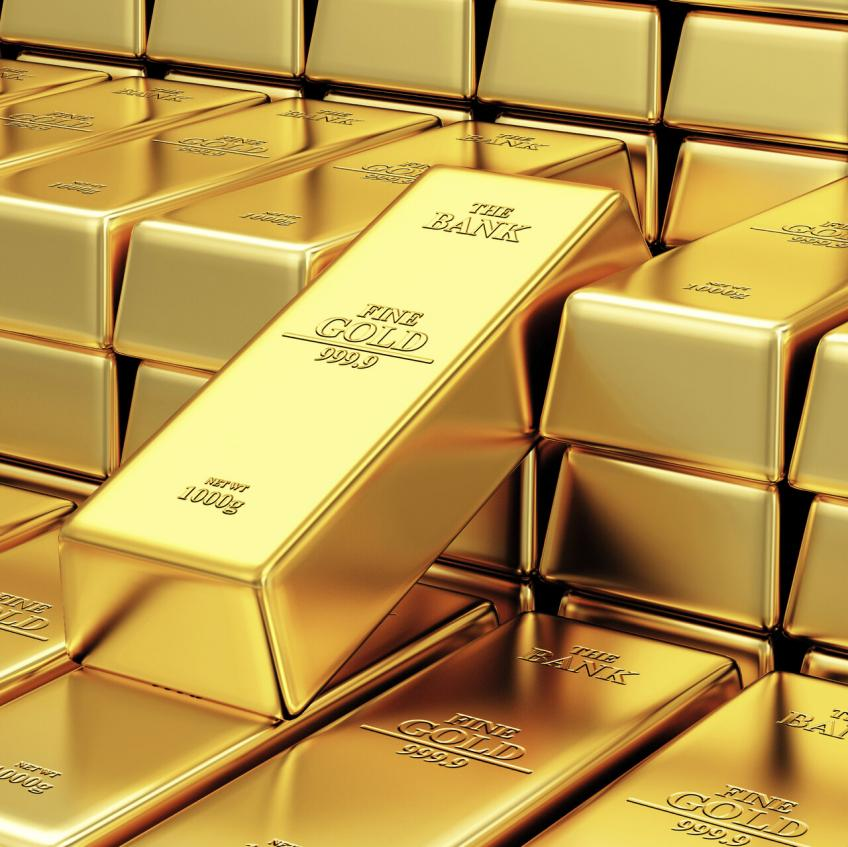 Gold his highest level in 4 months on safe-haven appeal as Middle East crises deepen