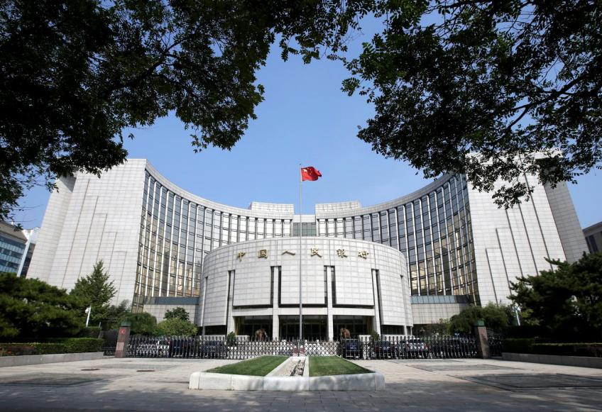 China's Central Bank says would keep monetary policy prudent, flexible & appropriate