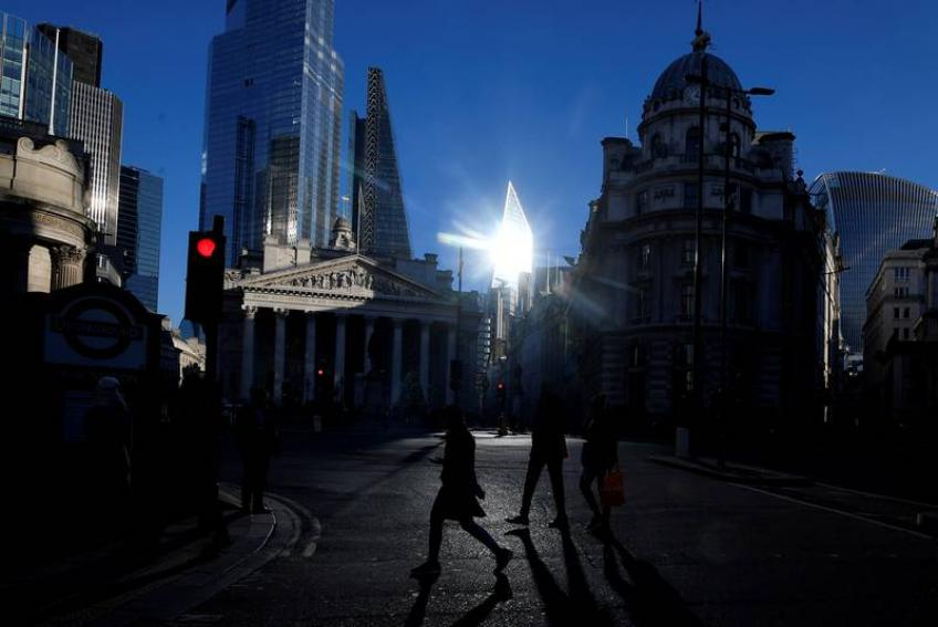 UK consumer borrowing rises at slowest pace since 2014, points to slowdown jitters