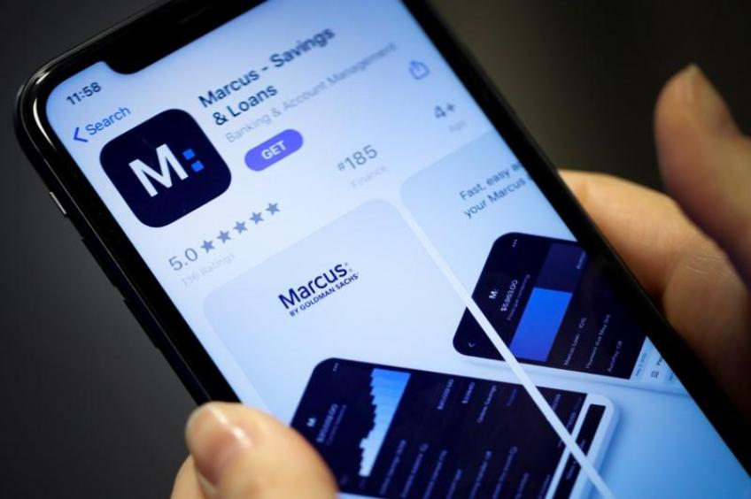 Goldman Sachs finally launches app for online bank Marcus, will offer loan payment