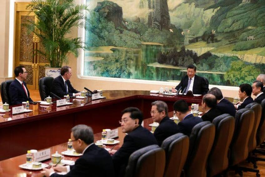 US, China agree to semi-annual talks to resolve deep differences