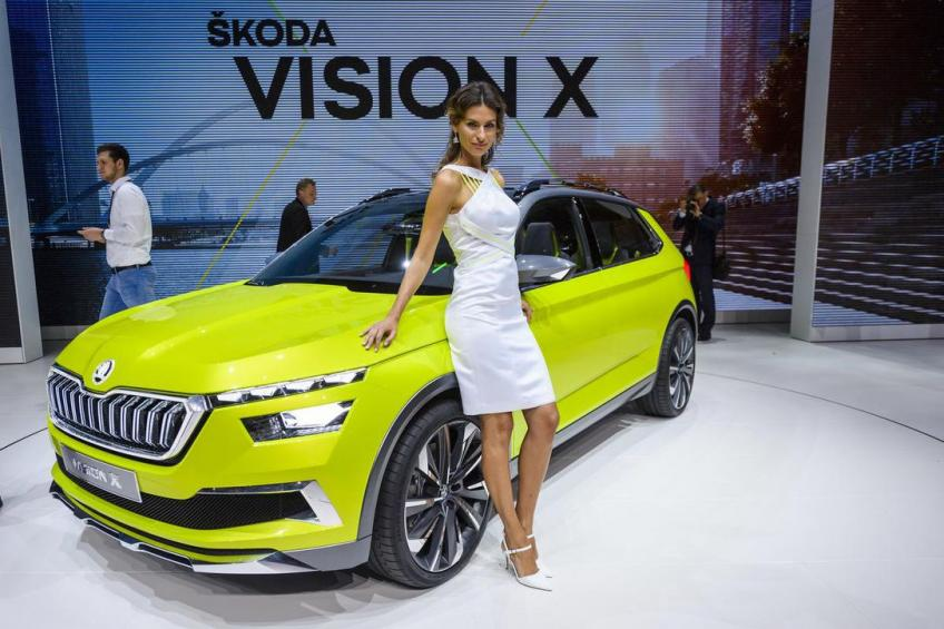 VW's Skoda 2019 deliveries drop to 1.24 million as bleaker China sales biting