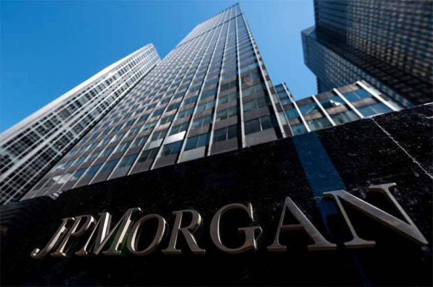 JPMorgan scores all-time-high annual profit in 2019 as bonds trading rebounds