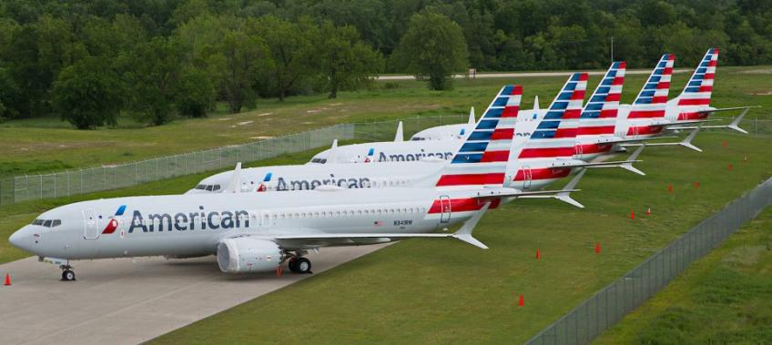 American Airlines extends Boeing 737 MAX flight cancellation until June