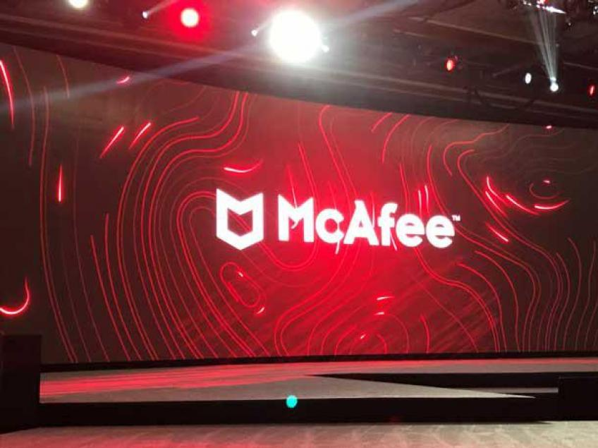 Cyber security firm McAfee hires new CEO