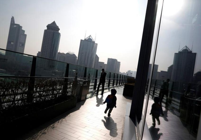 China posts weakest annual growth in 29 years as trade war torments