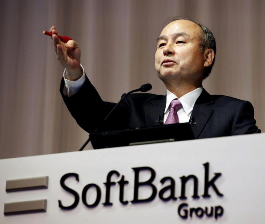 Softbank to invest up to $40 billion in Indonesia's new capital, says Minister