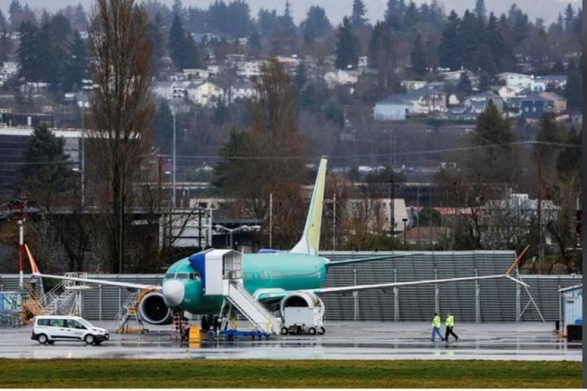 Boeing customer Air Lease urges planemaker to rebrand its 'damaged' MAX