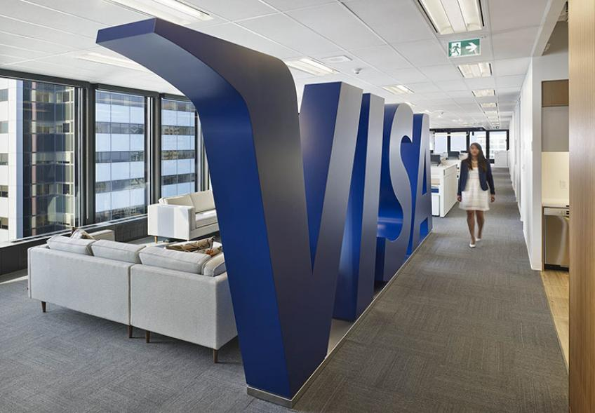Visa Inc. revenue beats estimate, forecasts muted growth in 2020; shares sour 3%