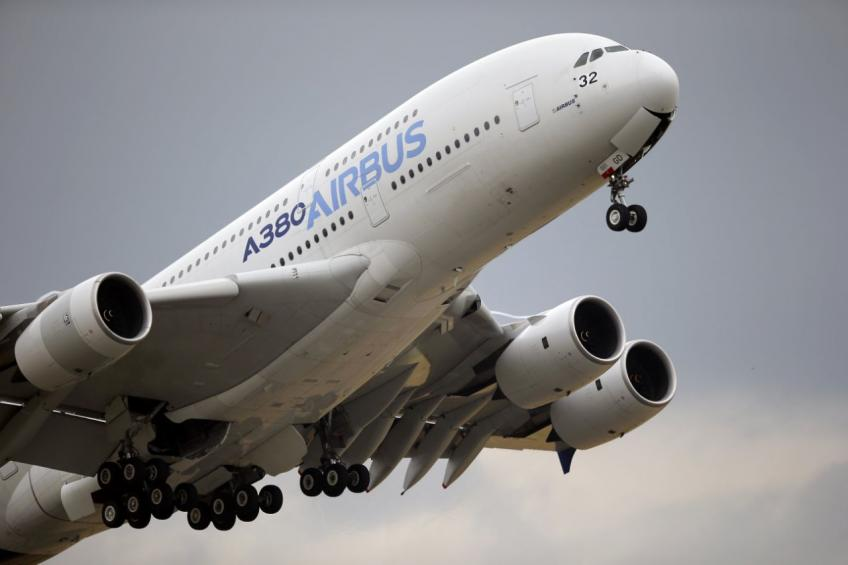 Airbus to pay around €1 billion in UK part of global bribery settlement