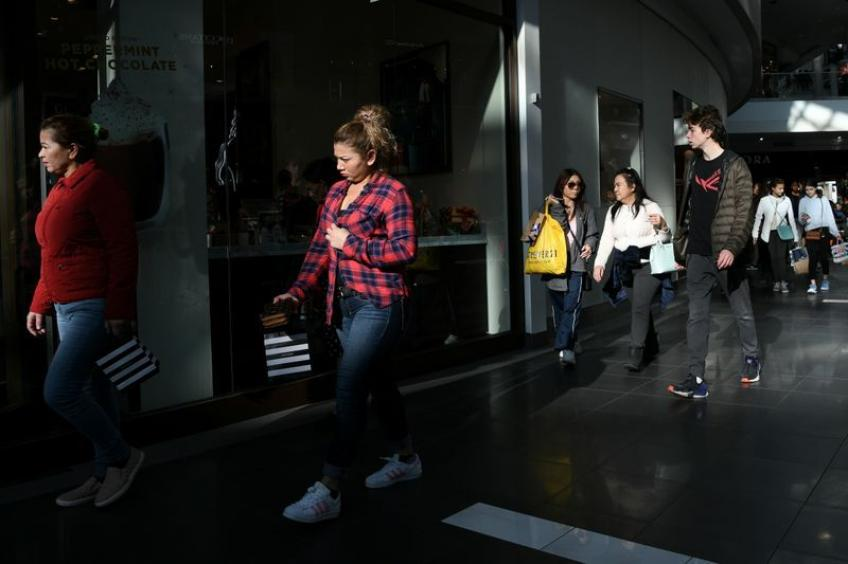 US consumer, factory data disappoints again, suggests economy losing traction