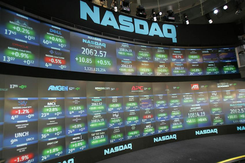 US stocks slightly soar on Tuesday ahead of Fed policy meeting