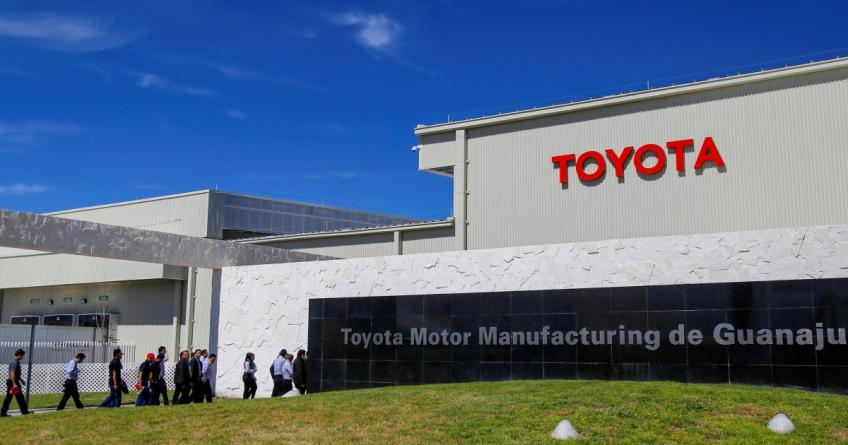Toyota to make 100,000 pickups a year in new Mexican plant