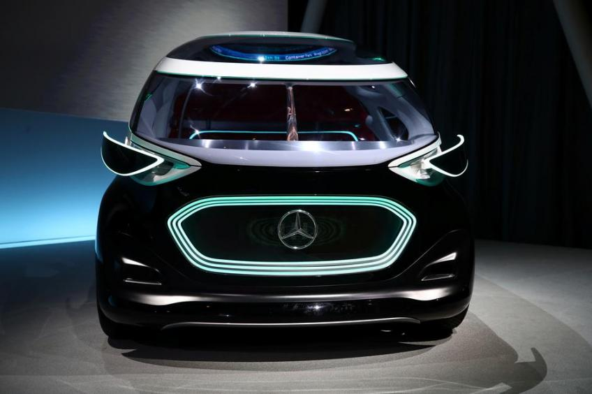 Daimler sees meeting CO2 target in 2020, 2021 a rough challenge