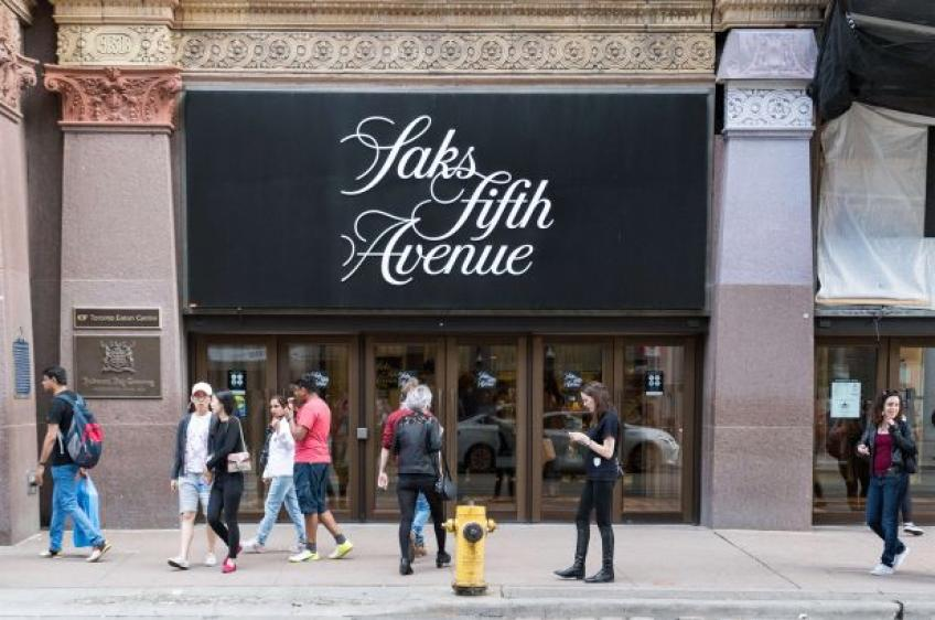 Saks Fifth Avenue plans expansion into bankrupted Barneys' Los Angeles store