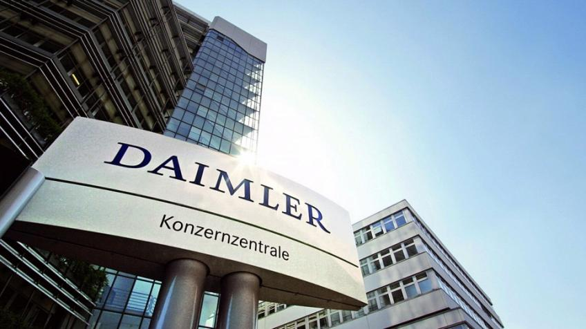 """Mercedes-maker Daimler AG warns of """"significant adverse effects"""" of virus outbreak"""