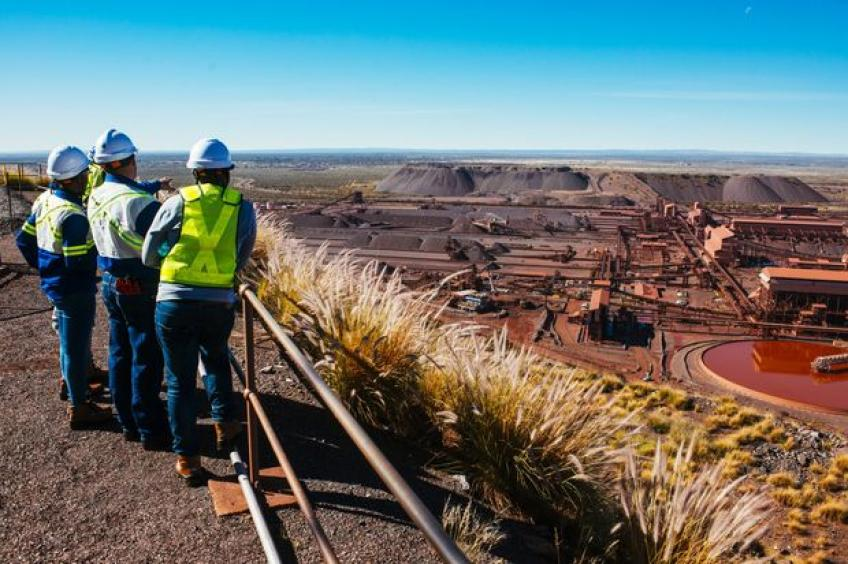 Anglo American's 2019 profit climbs 9% on higher iron ore, precious metal prices