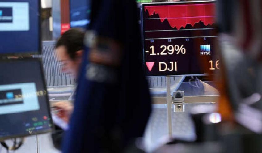 Stocks Slump and Havens Rally As Coronavirus Cases Spike Outside Asia