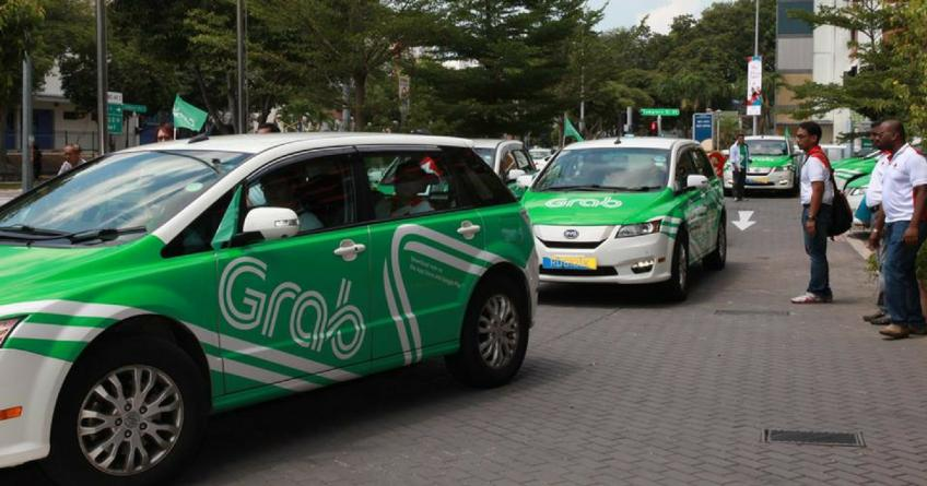SoftBank-backed ride-hailing startup Grab raises $856 million from Japanese investors