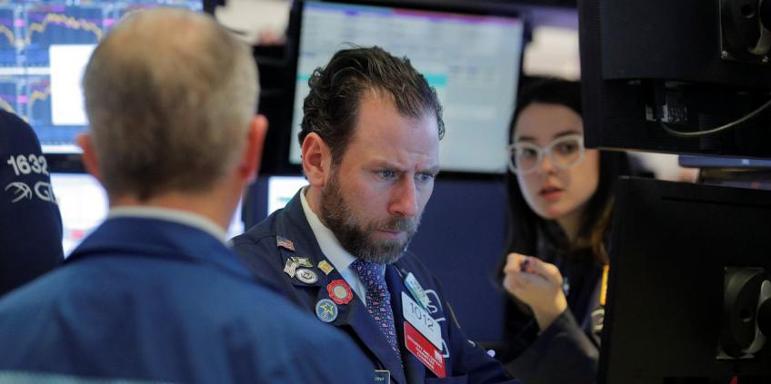 Wall St. on correction course as Pandemic fear keeps investors at their heels