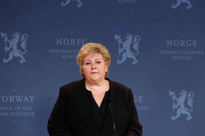Norway offers $10 billion in fiscal aid to firms as coronavirus clatters economy