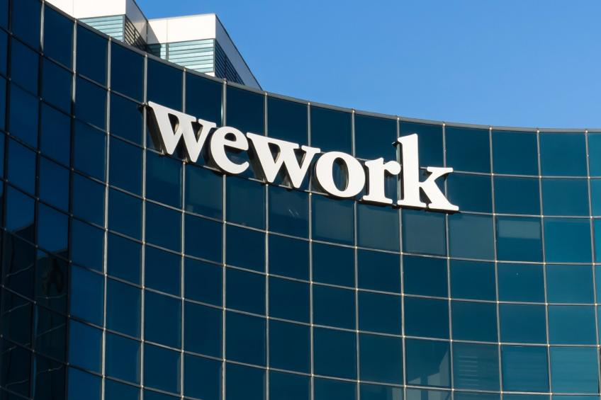 SoftBank backs away from planned $8.3 billion WeWork bailout package