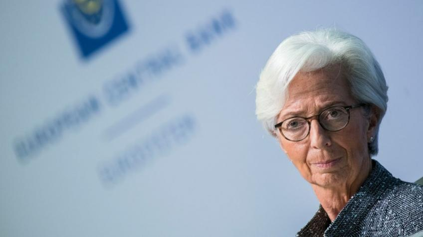 ECB's Lagarde launches €750 billion in emergency bond purchase scheme