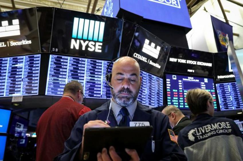 New York Stock Exchange to shut down trading floor from Monday after 2 Covid-19 cases
