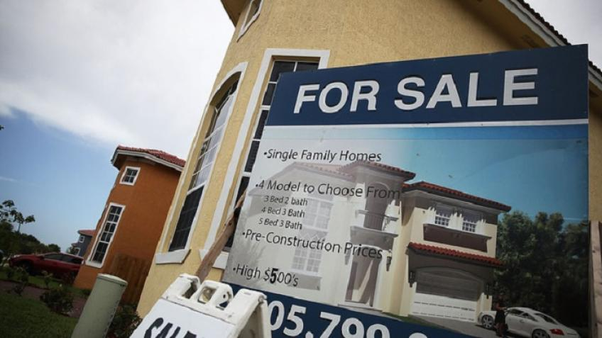 US new home sales fall in February despite multi-year low mortgage rate
