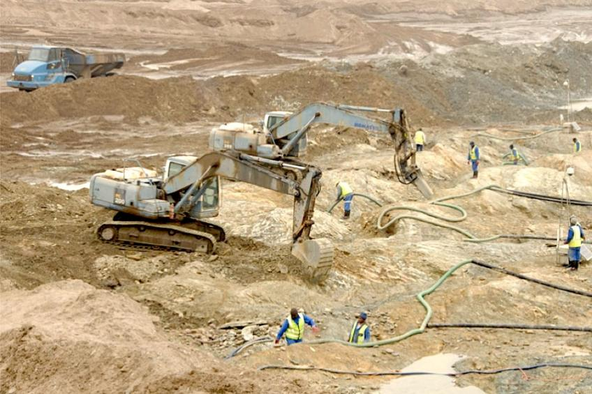 Namibia suspends mining operations as pandemic-led lockdown takes effect