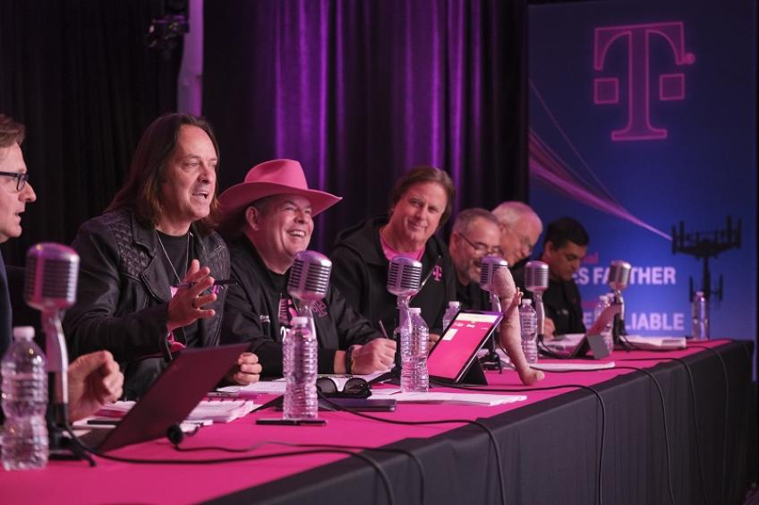 T-Mobile completes $23 billion merger with Kansas' wireless operator provider Sprint