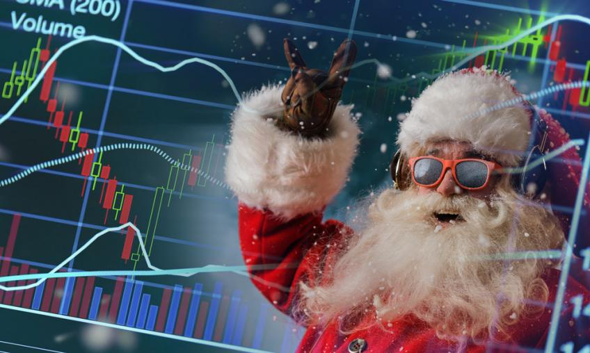 Crypto prices signal a rebound, perhaps a Santa Rally?