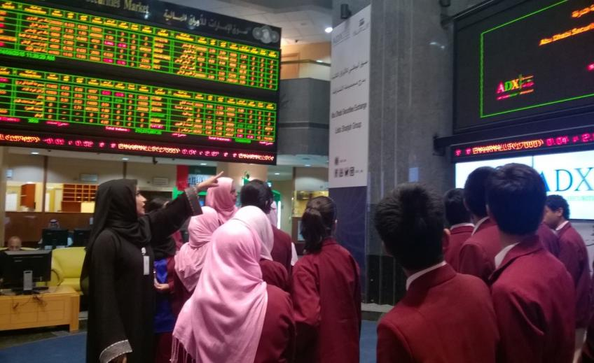 Gulf bourses end lower as UAE extends gains on financials, real estate stocks