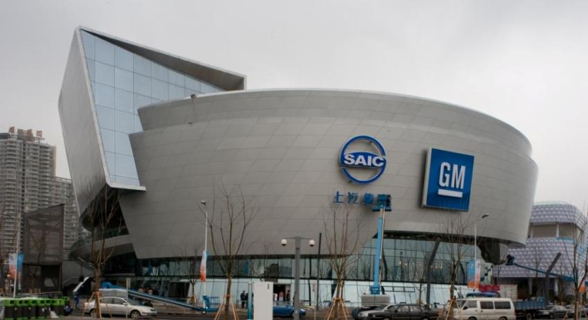 Detroit's General Motors and SAIC's China sales rebound in April as markets recover