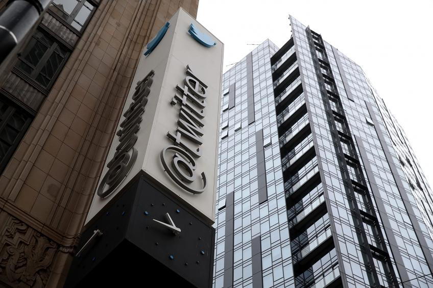 California's Twitter to let employees work from home permanently halts travel