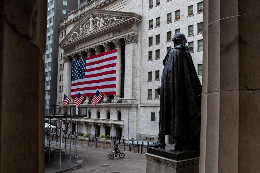 Wall St. totters on fears of pandemic resurgence as economy reopens
