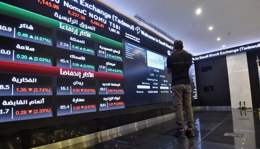 Gulf stocks gain on oil price surge, upbeat corporate earnings