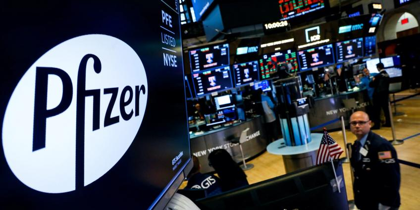 Pfizer Plummets on Cancer Drug Disappointment