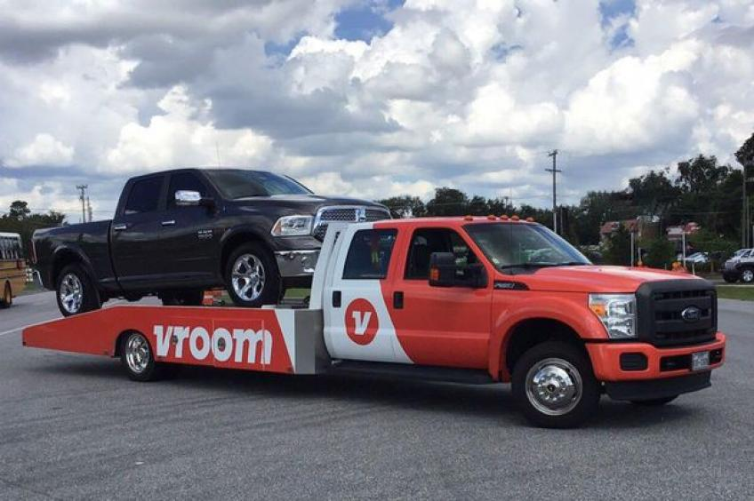 New York's online auto retailer Vroom Inc. aims to raise up to $318.8 million in IPO