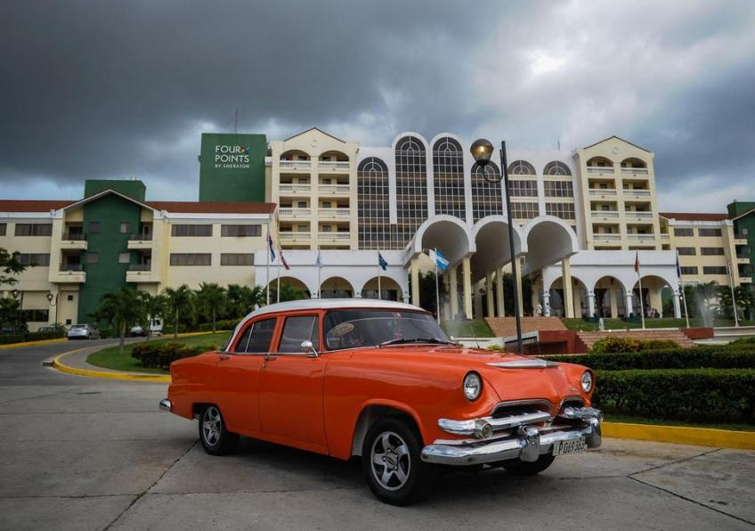 Maryland hotel chain Marriot says Trump Administration orders to exit Cuba business
